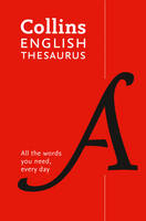 Image of Collins English Paperback Thesaurus