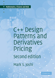 Image of C++ Design Patterns & Derivatives Pricing