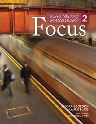 Image of Reading And Vocabulary Focus 2