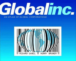 Image of Global Inc. : An Atlas Of The Multinational Corporation
