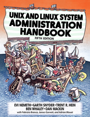 Image of Unix And Linux System Administration Handbook