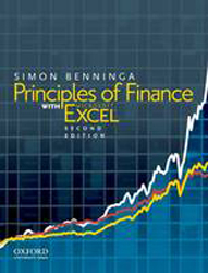 Image of Principles Of Finance With Excel