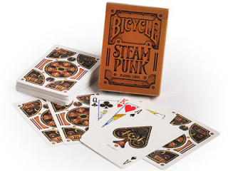 Image of Playing Cards Bicycle Steampunk
