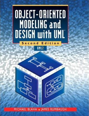 Image of Object Oriented Modeling & Design With Uml
