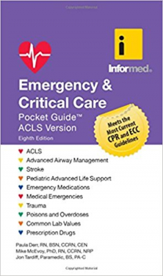 Image of Emergency And Critical Care Pocket Guide