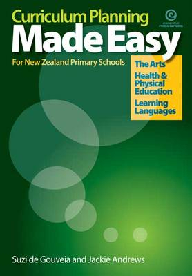 Image of Curriculum Planning Made Easy For Arts Health & Pe Languages0379