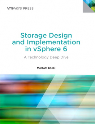 Image of Storage Design And Implementation In Vsphere 6 : A Technology Deep Dive