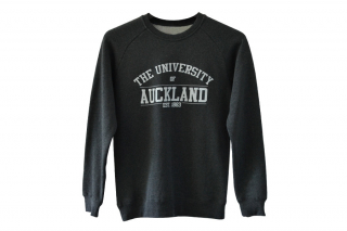 Image of Auckland Varsity Crew Asphalt Small