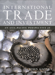 International Trade & Investment An Asia-pacific Perspective2nd Edition