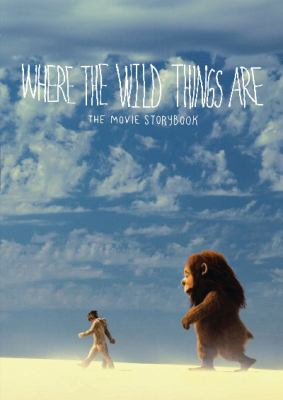 Image of Where The Wild Things Are The Movie Storybook