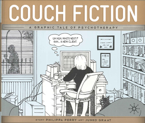 Image of Couch Fiction A Graphic Tale Of Psychotherapy