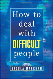 Image of How To Deal With Difficult People