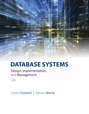 Image of Database Systems : Design Implementation And Management
