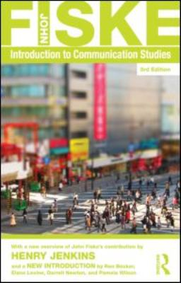 Image of Introduction To Communication Studies
