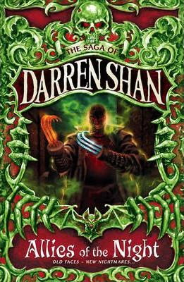 Image of Allies Of The Night : The Saga Of Darren Shan Book 8