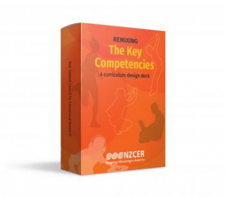 Image of Remixing The Key Competencies : A Curriculum Design Deck