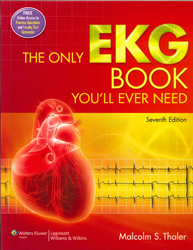 Image of Only Ekg Book You'll Ever Need