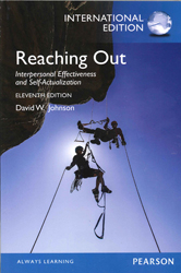 Image of Reaching Out : Interpersonal Effectiveness And Self Actualization