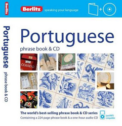 Image of Berlitz Portuguese Phrase Book And Cd