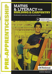 Image of A+ National Pre-apprenticeship Maths And Literacy For Building And Carpentry
