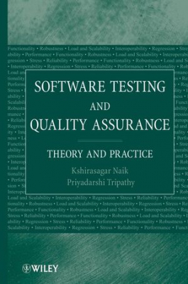 Image of Software Testing And Quality Assurance : Theory And Practice