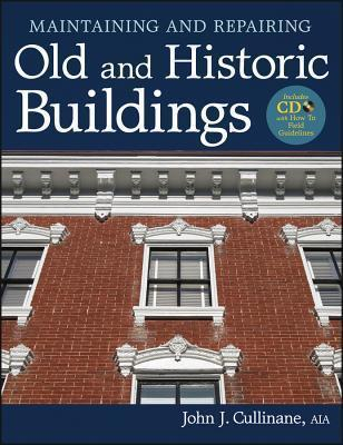 Image of Maintaining And Repairing Old And Historic Buildings
