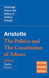 Image of Aristotle: The Politics And The Constitution Of Athens