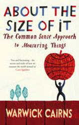 About The Size Of It The Common Sense Approach To Measuringthings