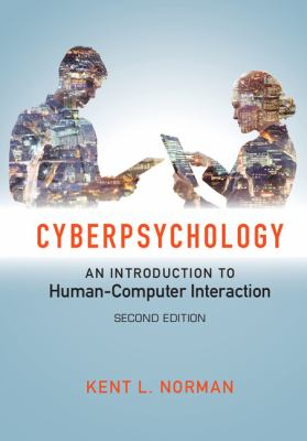 Image of Cyberpsychology : An Introduction To Human-computer Interaction