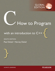 Image of C How To Program