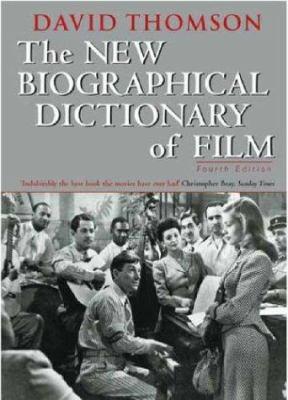 Image of New Biographical Dictionary Of Film