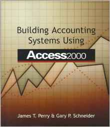 Image of Building Accounting Systems Using Access 2000