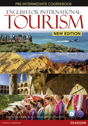 Image of English For International Tourism : Pre Intermediate : Students Book With Dvd