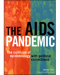 Image of Aids Pandemic : The Collision Of Epidemiology With Politicalcorrectness