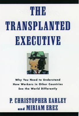 Image of The Transplanted Executive : Managing In Different Cultures