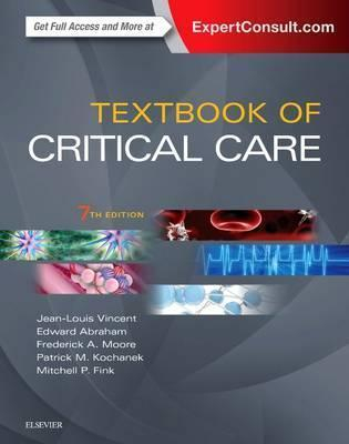 Image of Textbook Of Critical Care