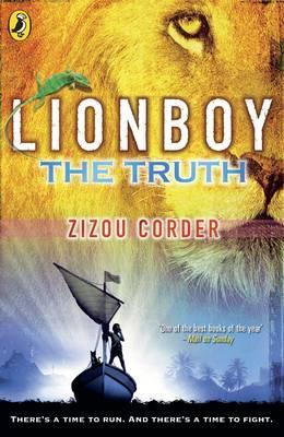 Image of Lionboy The Truth
