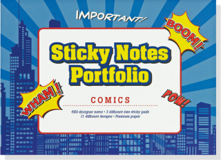 Image of Sticky Notes : Comics