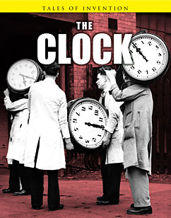 Image of Clock : Tales Of Invention