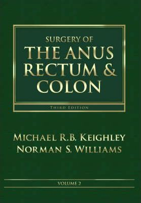 Image of Surgery Of The Anus Rectum & Colon : 2 Volume Set