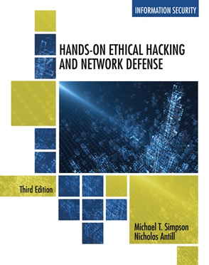 Image of Hands-on Ethical Hacking And Network Defense