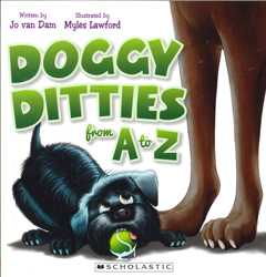 Image of Doggy Ditties From A To Z