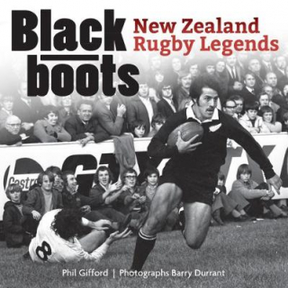 Image of Black Boots : New Zealand Rugby Legends