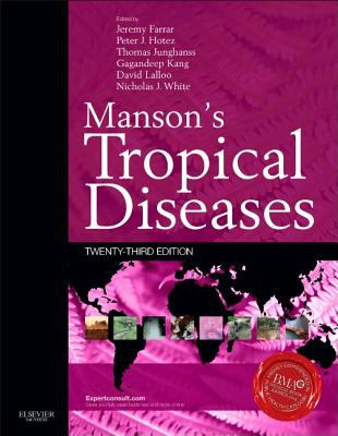 Image of Manson's Tropical Diseases