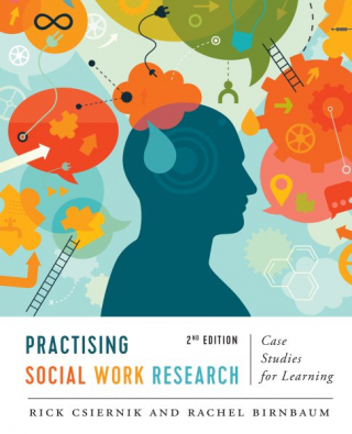 Image of Practising Social Work Research : Case Studies For Learning