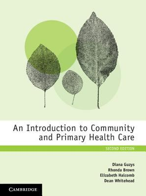 Image of An Introduction To Community And Primary Health Care