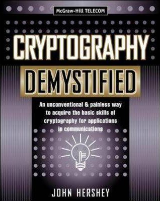 Image of Cryptography Demystified