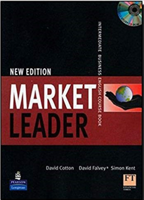 Image of Market Leader Intermediate Students Book With Multirom