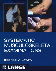 Image of Systematic Musculoskeletal Examinations