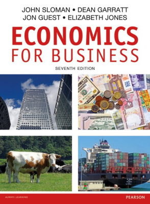 Image of Economics For Business Plus Myeconlab
